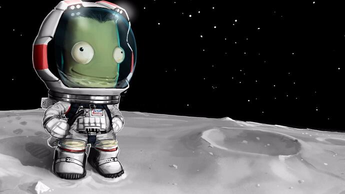 The brilliant Kerbal Space Program console release date