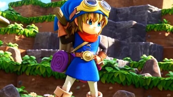 Dragon Quest Builders cements UK release date