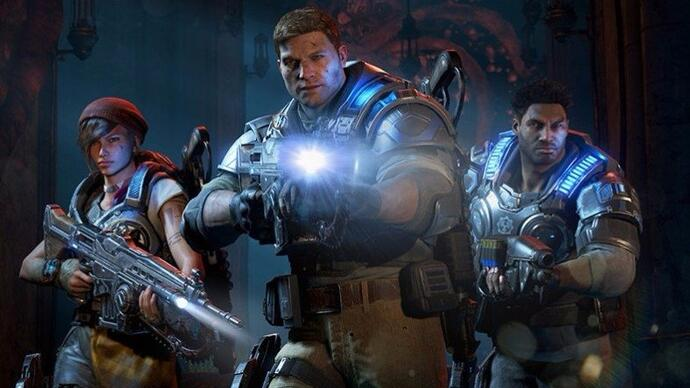 Gears of War 4 si mostra in un video di gameplay