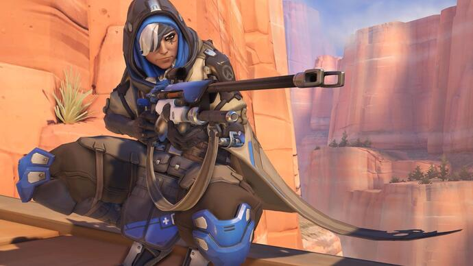 Here's how the latest Overwatch patch changes Ana andMcCree