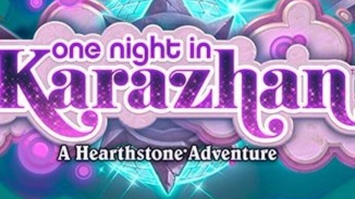 Hearthstone's next expansion invites you for One Night inKarazhan