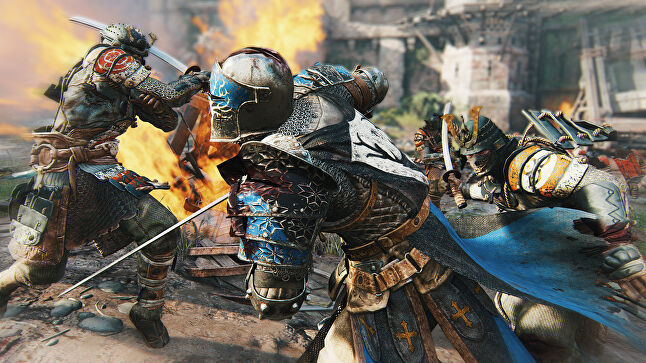 Can For Honor become an eSport?