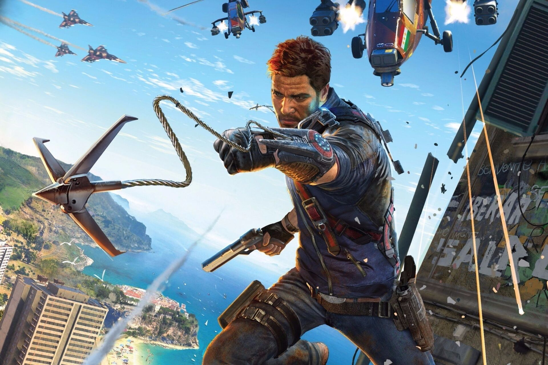 Just Cause 3 revisited: has performance got better or worse