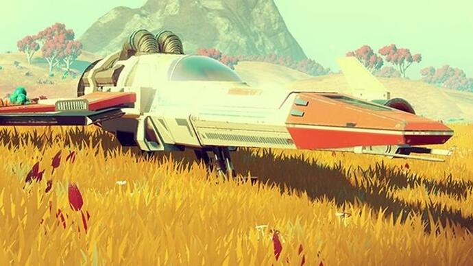 Performance Analysis: No Man's Sky