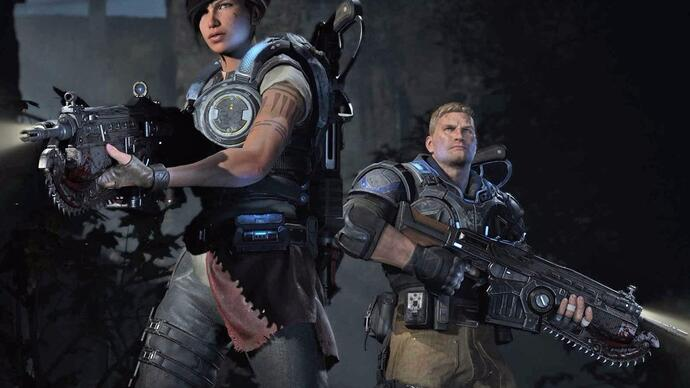 Gears of War 4: requisiti di sistema e primo gameplay in 4K della versione Windows 10