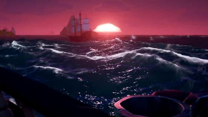 Watch 15 minutes of gameplay from Sea of Thieves