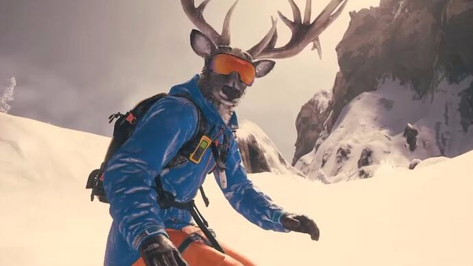 Ubisoft's extreme winter sports game Steep sets release date