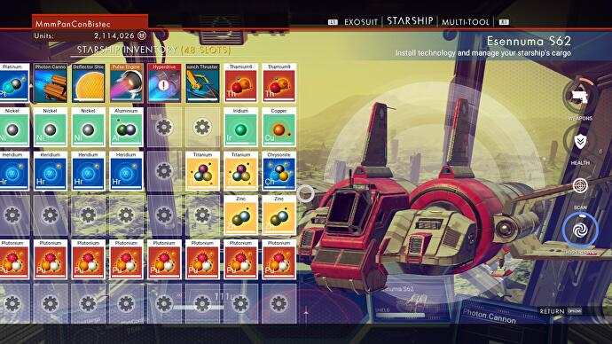 no mans sky ship slots