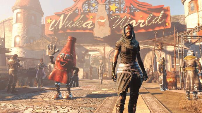 Watch: 11 hidden details in Fallout 4's Nuka World trailer