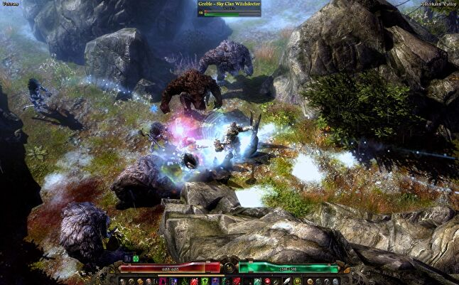 Grim Dawn wears its Titan Quest inspiration on its sleeve--and under the hood.