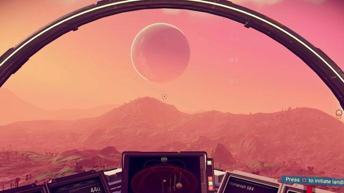 No Man's Sky's first post-launch patch is out now