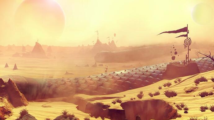 Face-Off: No Man's Sky