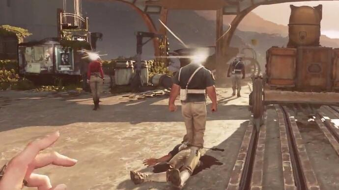 Watch new Dishonored 2 gameplay in latest Gamescom trailer