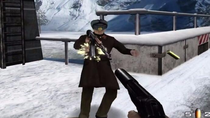 Here's what the cancelled GoldenEye 007 XBLA remaster looked like