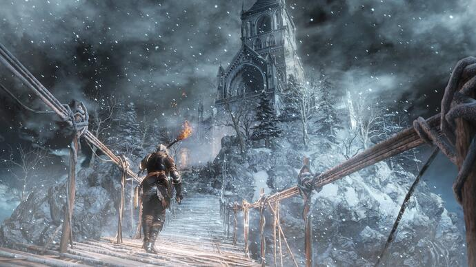 Here's the first trailer for Dark Souls 3's Ashes of AriandelDLC