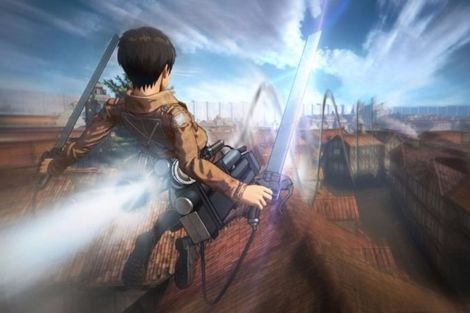 Attack on Titan: Wings of Freedom review • Eurogamer net