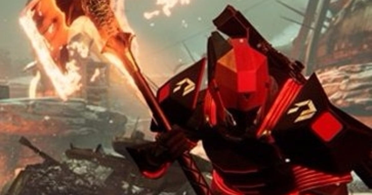 Bungie And Activision Unveil Destiny Rise Of Iron: Bungie Talks Destiny: Rise Of Iron's Future Events, Wolves