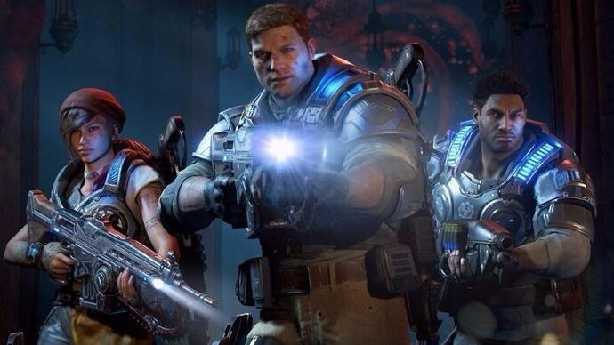 Gears of War 4, L'Orda 3.0 torna a mostrarsi in un video di gameplay