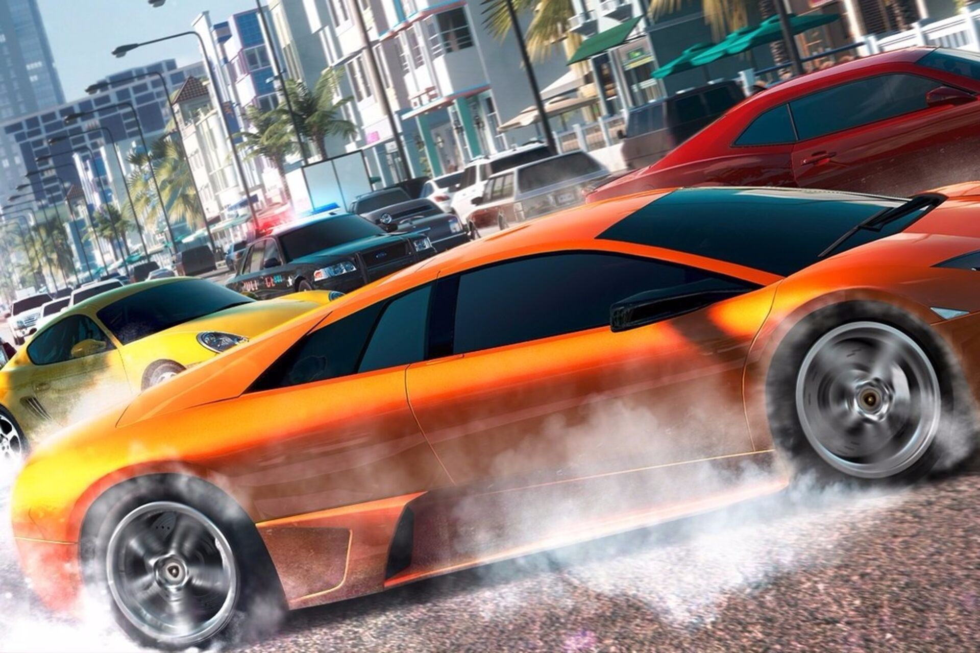 The Crew is free to download on PC mid-September • Eurogamer net