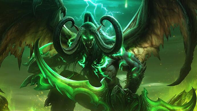 World of Warcraft: Legion day-one sales match series records