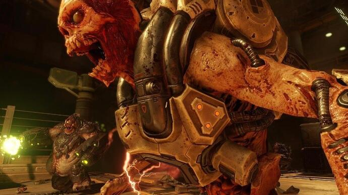 DOOM: la terza patch aggiunge partite private e Deathmatch