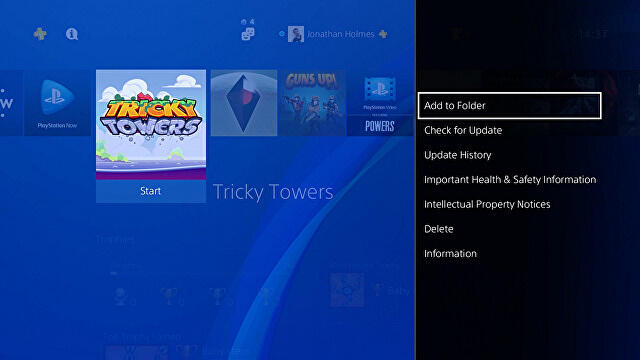 PS4's big new update (the one with folders) goes live ...