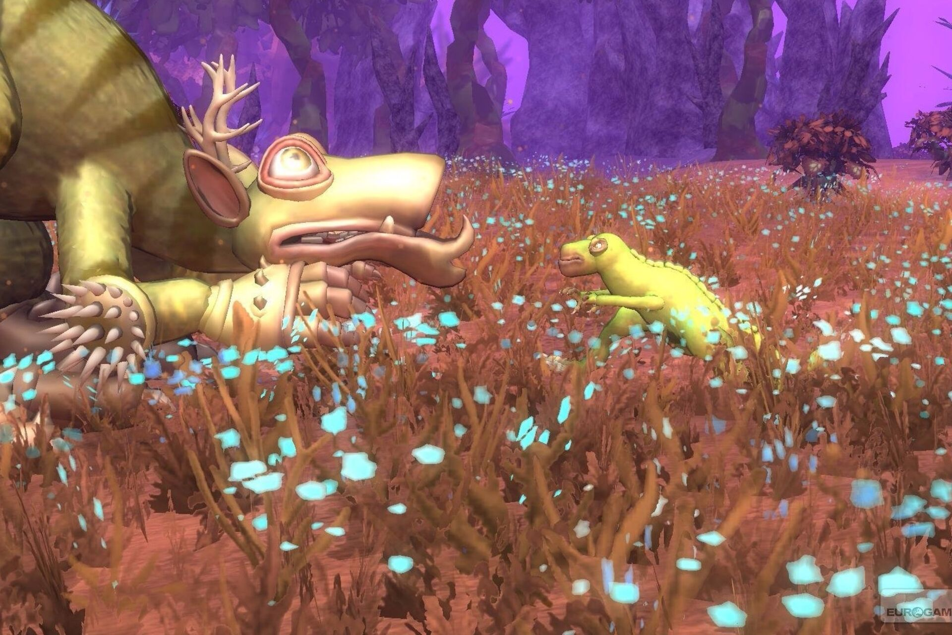 Looking back at Spore in a post-No Man's Sky world • Eurogamer net