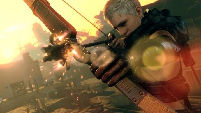 Watch the first Metal Gear Survive gameplay