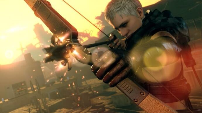 Eerste Metal Gear Survive gameplay getoond