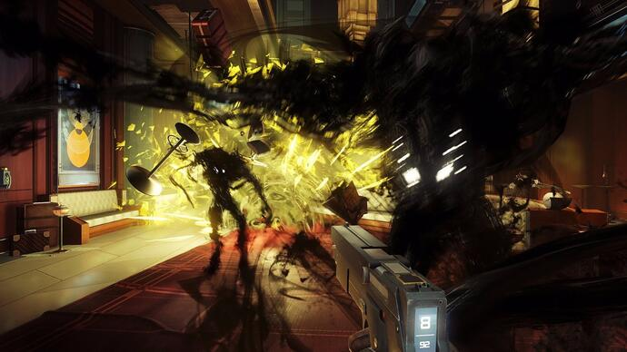 Prey si mostra in un filmato di gameplay