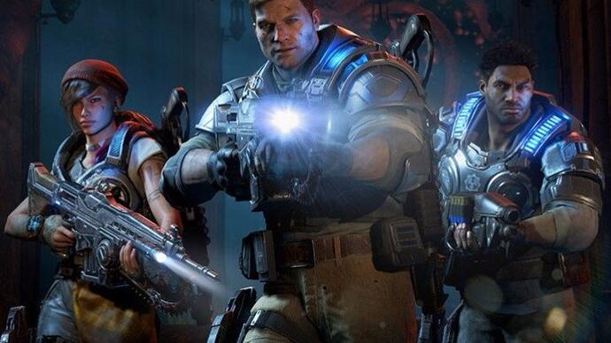 Gears of War 4 - analisi comparativa