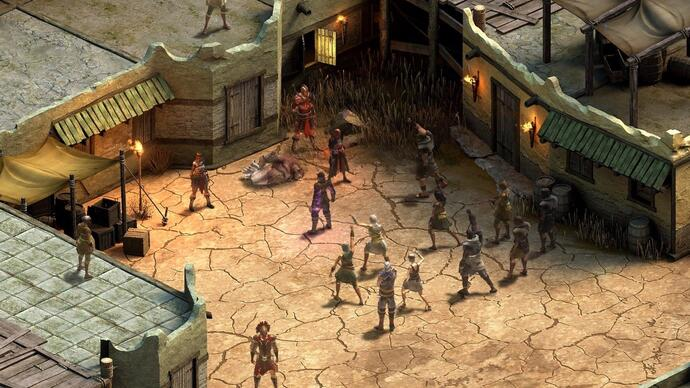 Obsidian's next RPG Tyranny gets a releasedate