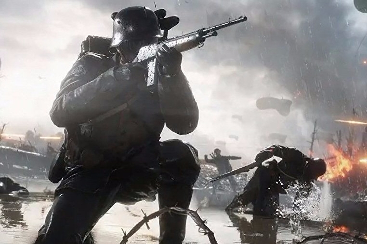 Battlefield 1 Weapons stats list - Complete gadget and weapon list