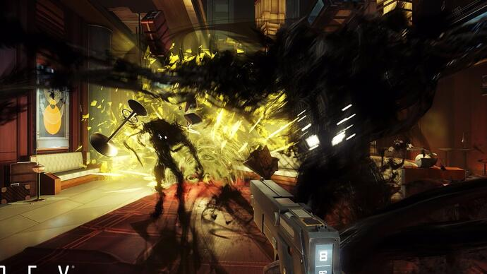 Prey si mostra in un uno story trailer