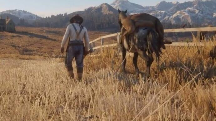 Red Dead Redemption 2 trailer is stunningly beautiful, stunningly short