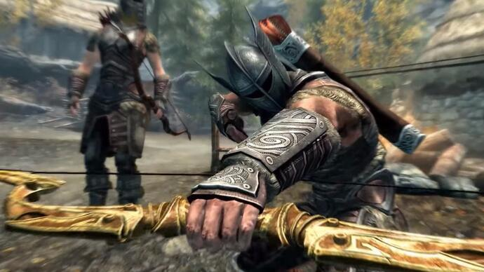 Bekijk: The Elder Scrolls 5: Skyrim Special Edition Trailer 2