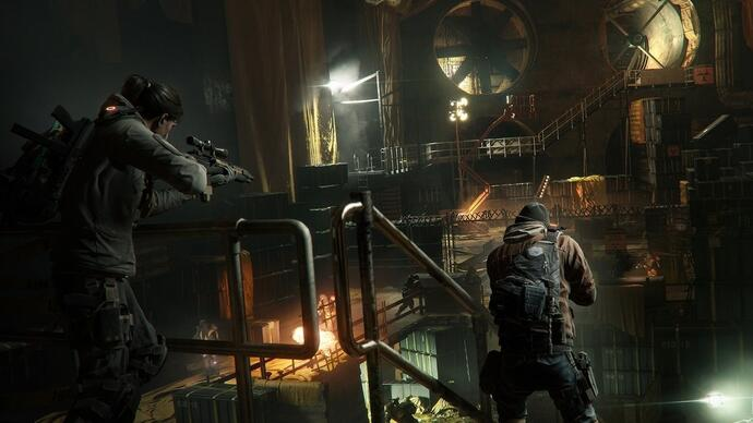 The Division update 1.4 releasebekend