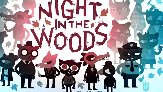 Night In The Woods release date set for January