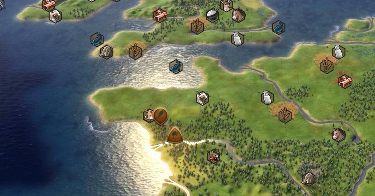 now civilization 6 has an earth map mod but its ludicrously big eurogamernet