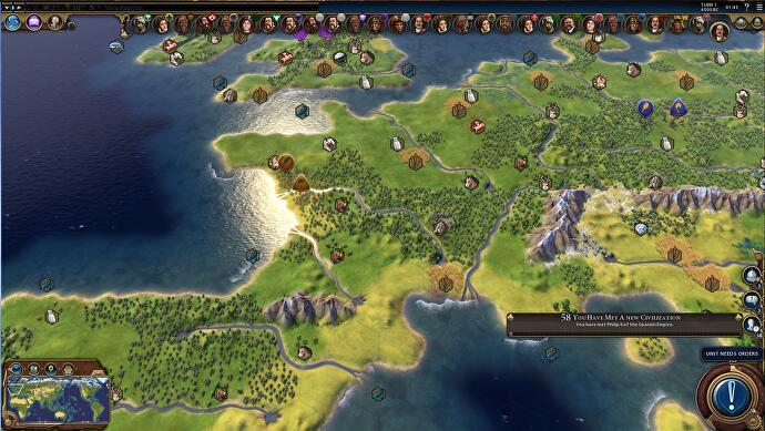 Now civilization 6 has an earth map mod but its ludicrously big civ6 gumiabroncs Images