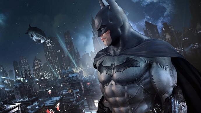 Batman: Return to Arkham - Test