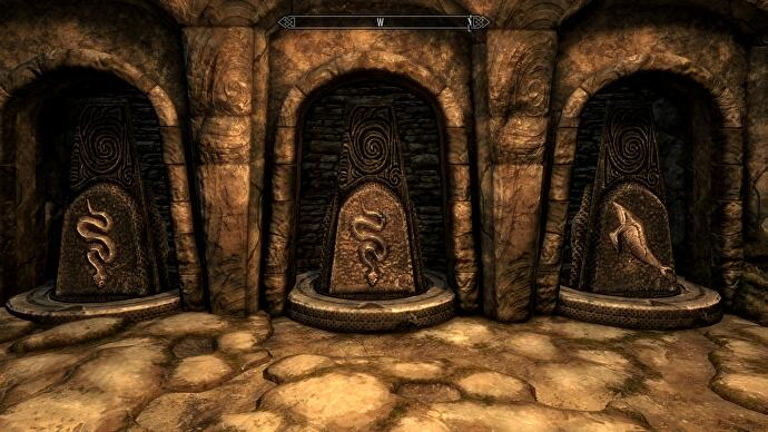 Skyrim golden claw quest door puzzle solution and for 16 door puzzle solution