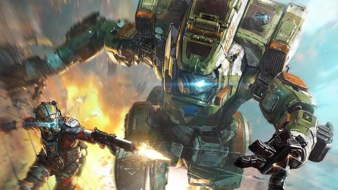 Titanfall 2 fails to beat Titanfall sales in UK