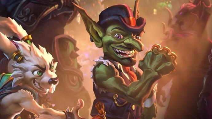 Hearthstone's next expansion, Mean Streets of Gadgetzan, revealed