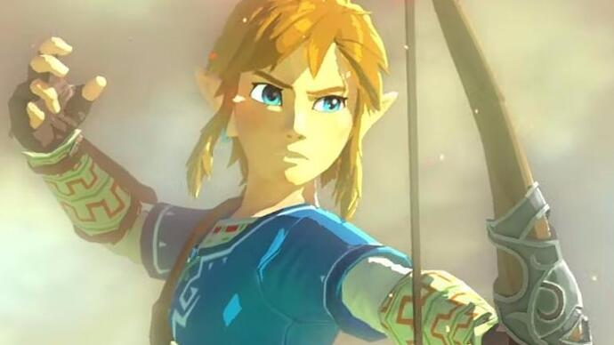 Gerucht: The Legend of Zelda: Breath of the Wild is geen Nintendo Switch launch game