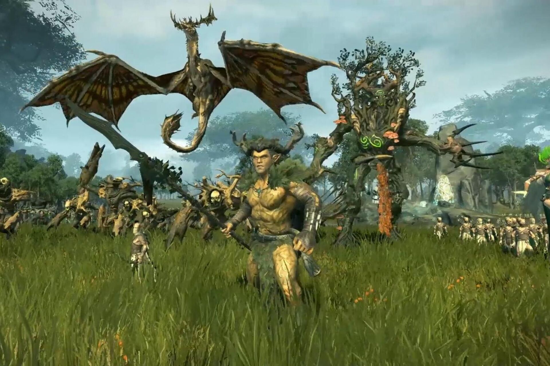 Total War: Warhammer's DLC gets a bit more ambition with the