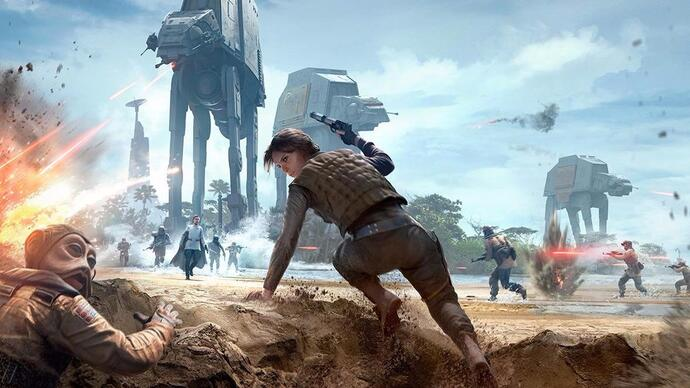 Star Wars Battlefront is getting Rogue One DLC ahead of film'slaunch