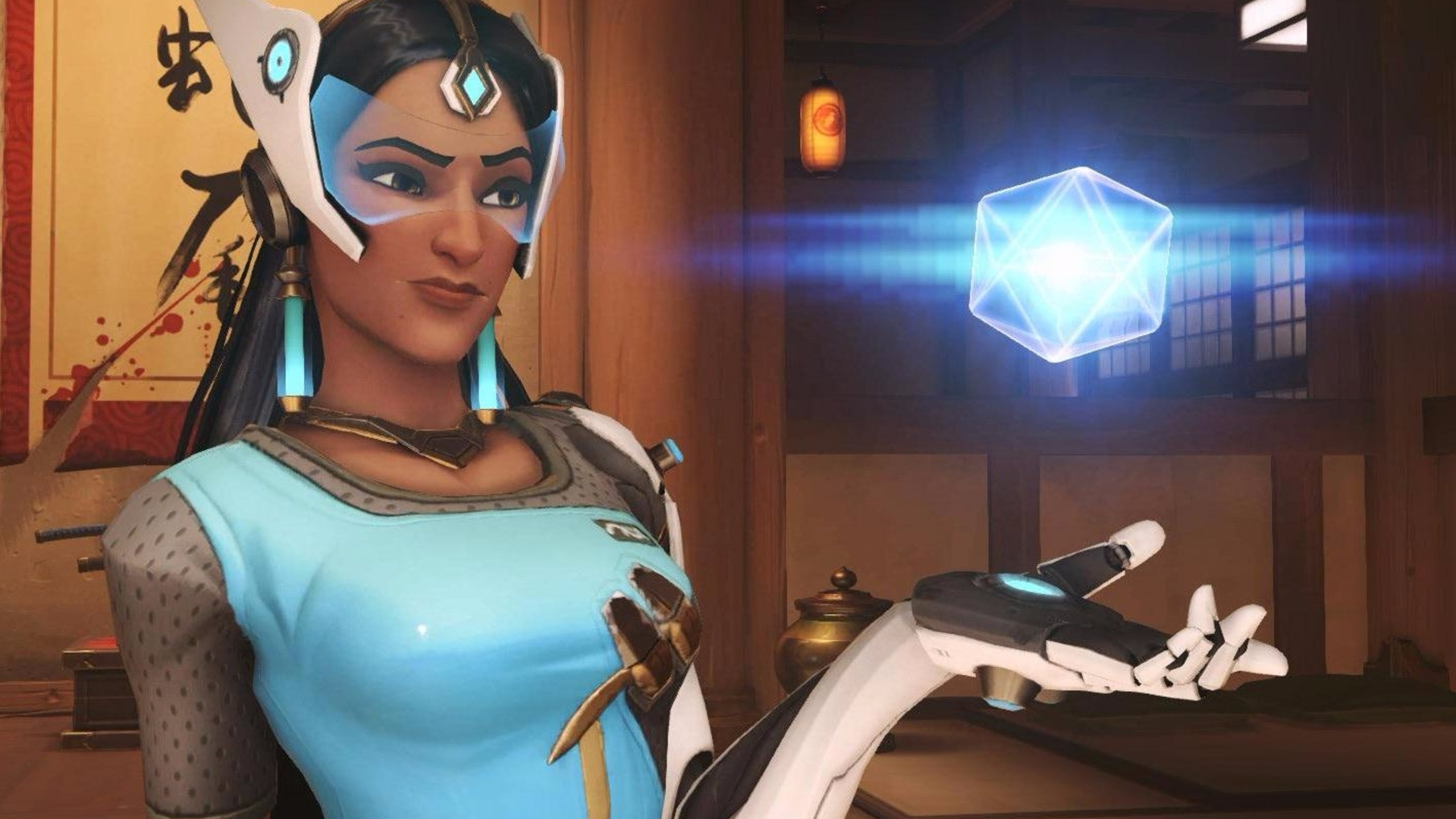 New Symmetra Build