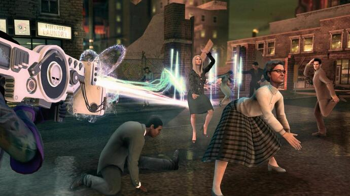 Saints Row 4 gets proper mod support three years afterlaunch
