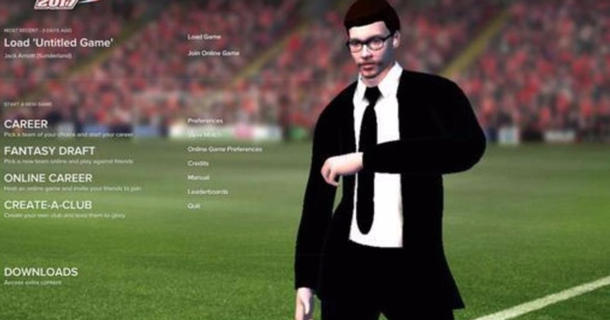 How Football Manager 2017 Is Making Football Fans Panic About Brexit U2022  Eurogamer.net